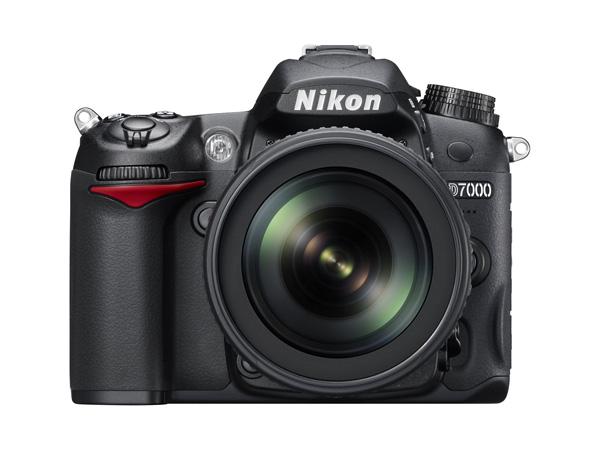 Nikon-D7000-DSLR