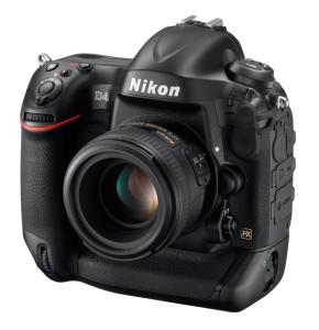 Nikon-D4-front-view
