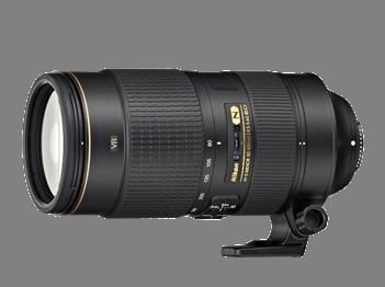 AF-S Nikkor 80-400mm f/4.5-5.6G VR IF-ED