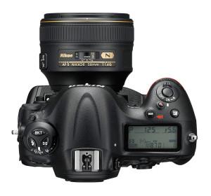 Nikon-D4S-Top