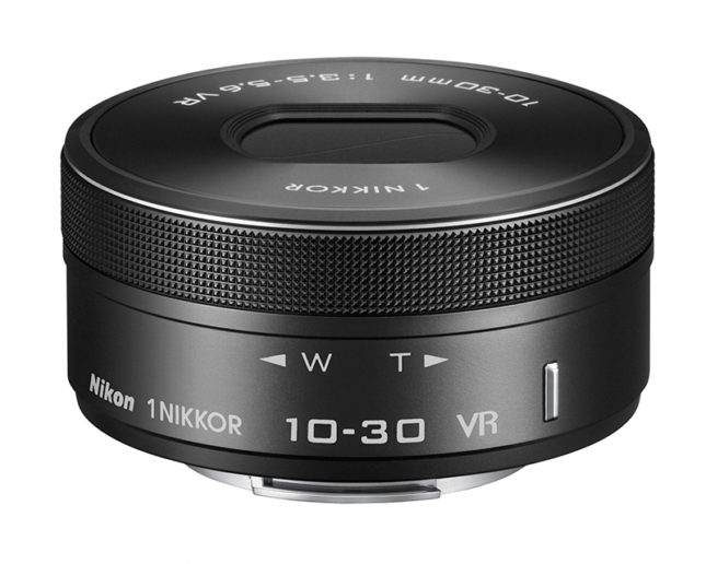 1 NIKKOR VR 10–30mm f/3.5–5.6 PD-ZOOM