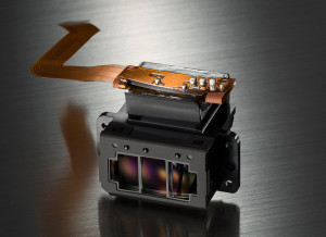 Advanced Multi-CAM 3500FX autofocus sensor module