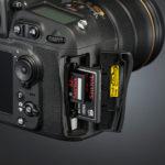 Nikon-D810-card-slots