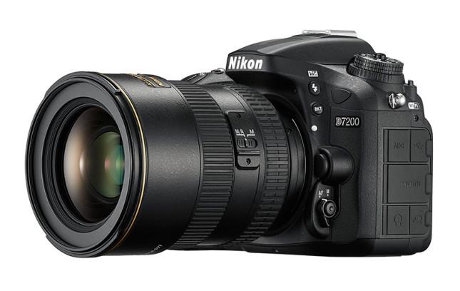 Nikon-D7200-DSLR