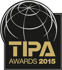 TIPA AWARDS 2015 Logo