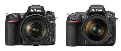 Enhanced Part-Exchange on the Nikon D750 & D810