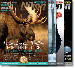 Nikon magazine