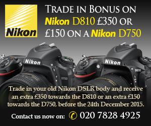 Nikon DSLR body