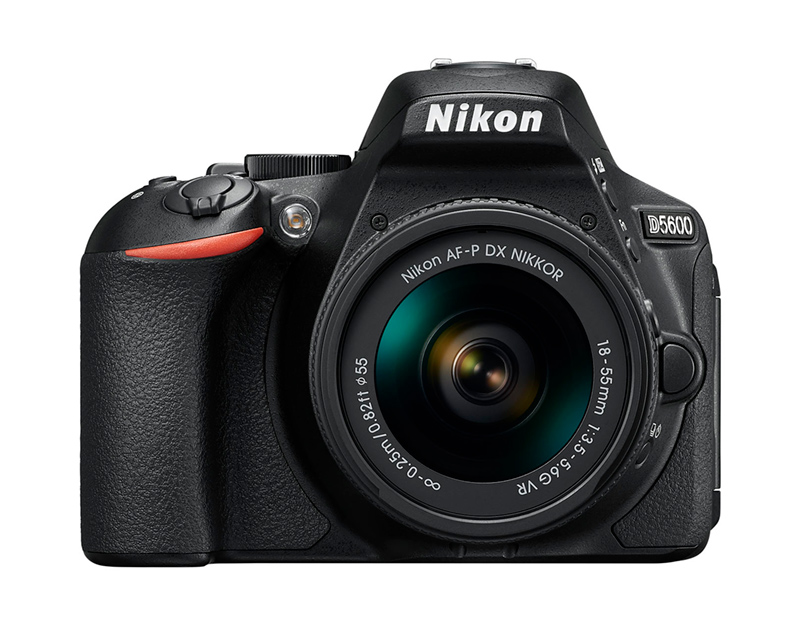 new-nikon-d5600-front